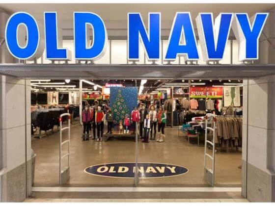 Old Navy Customer Survey
