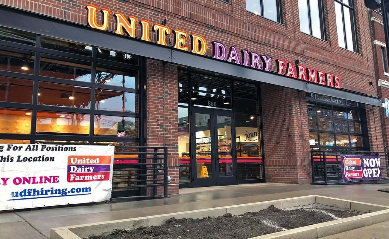United Dairy Farmers Survey