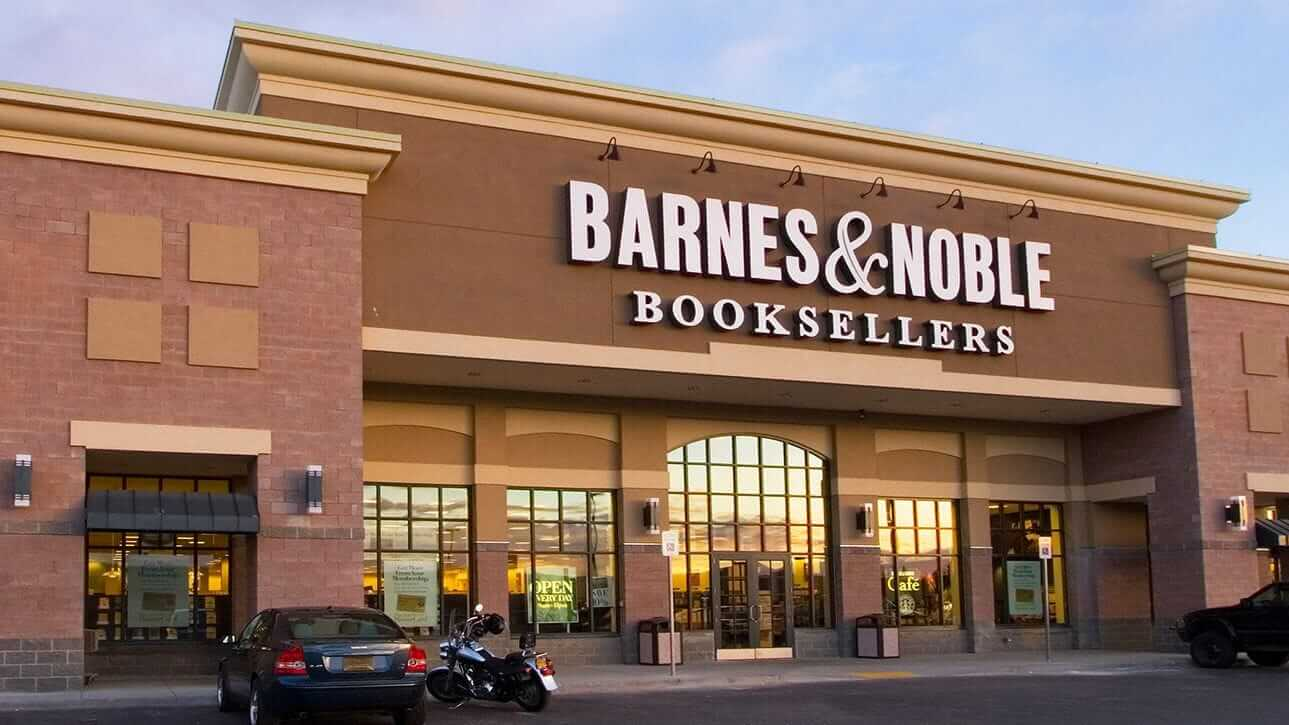 Barnes and Noble Feedback Survey