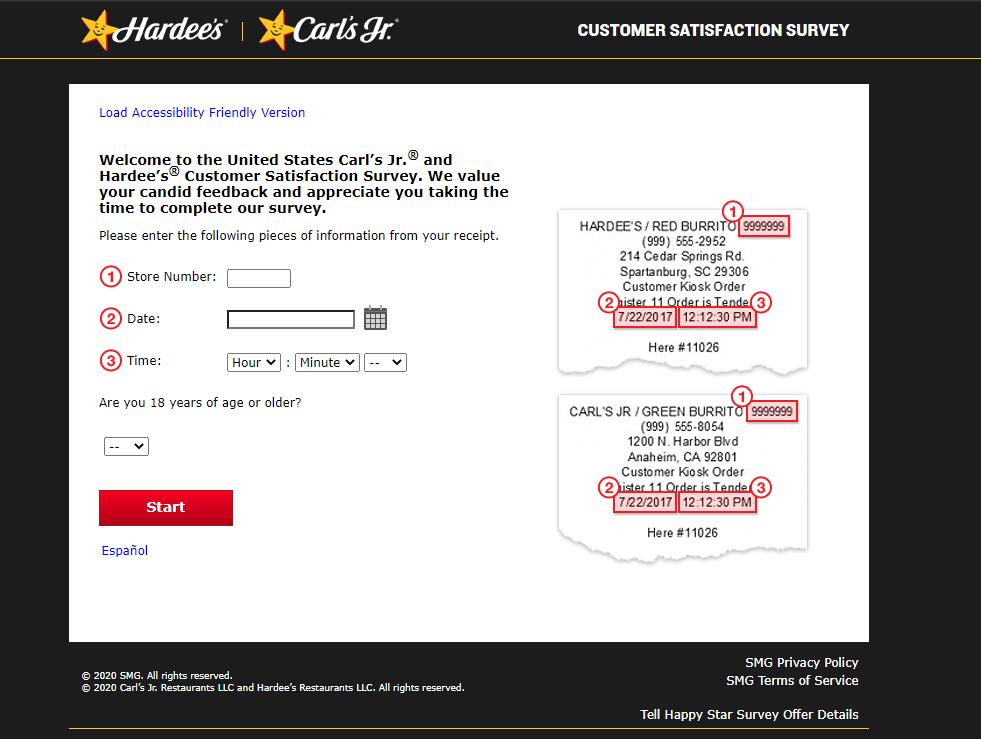 Official Tellhappystar Survey