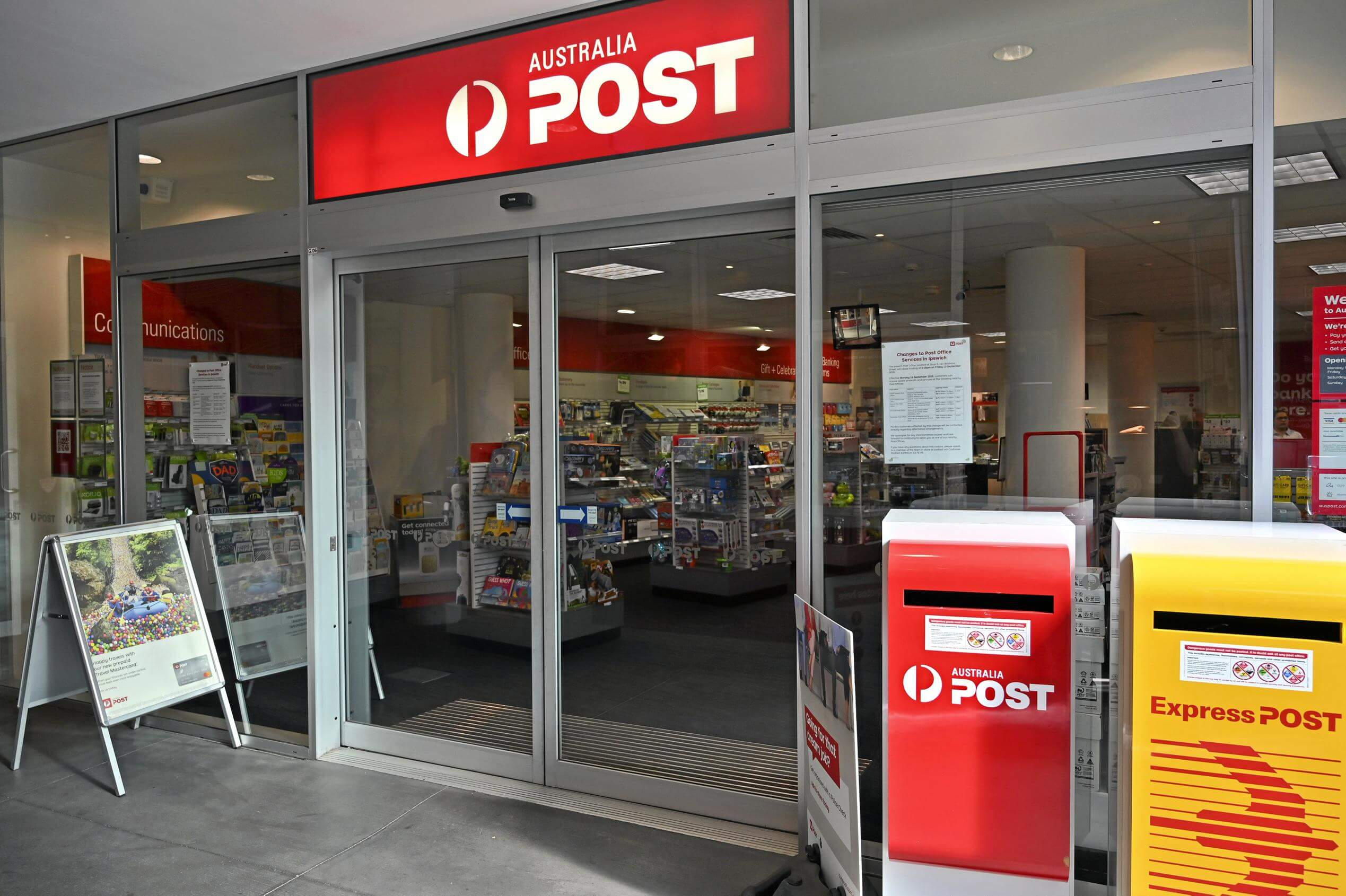 Auspost.com.au/myvisit