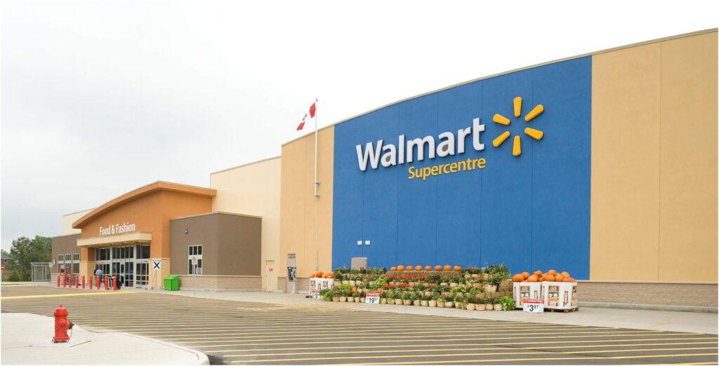Walmart Canada Customer Survey