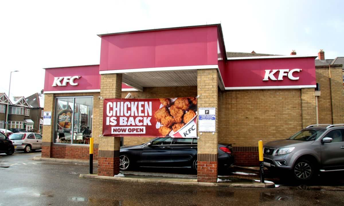 KFC Survey UK