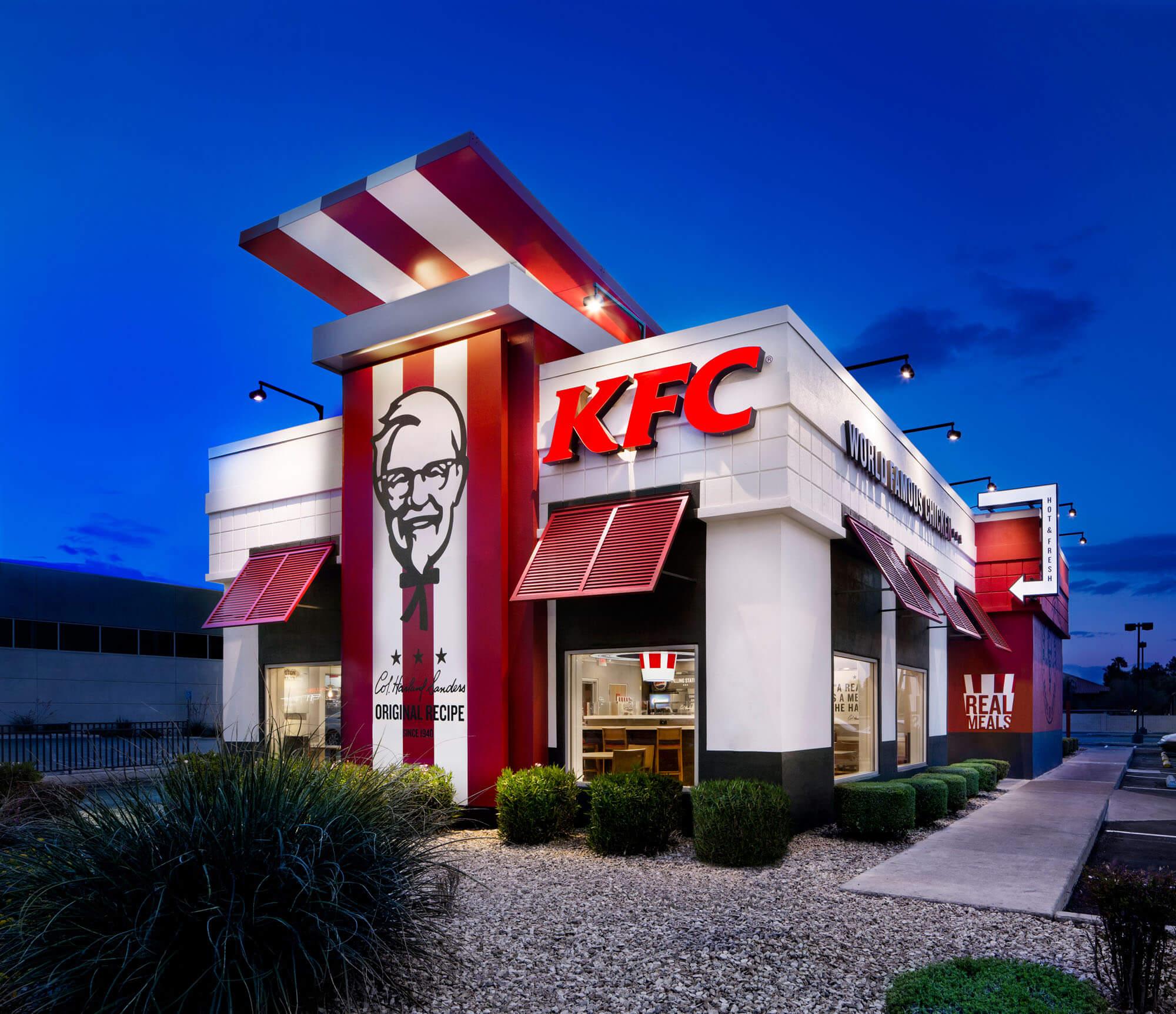 South Africa KFC Survey